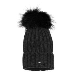 Goldbergh Naara Hat Real Raccoon Fur