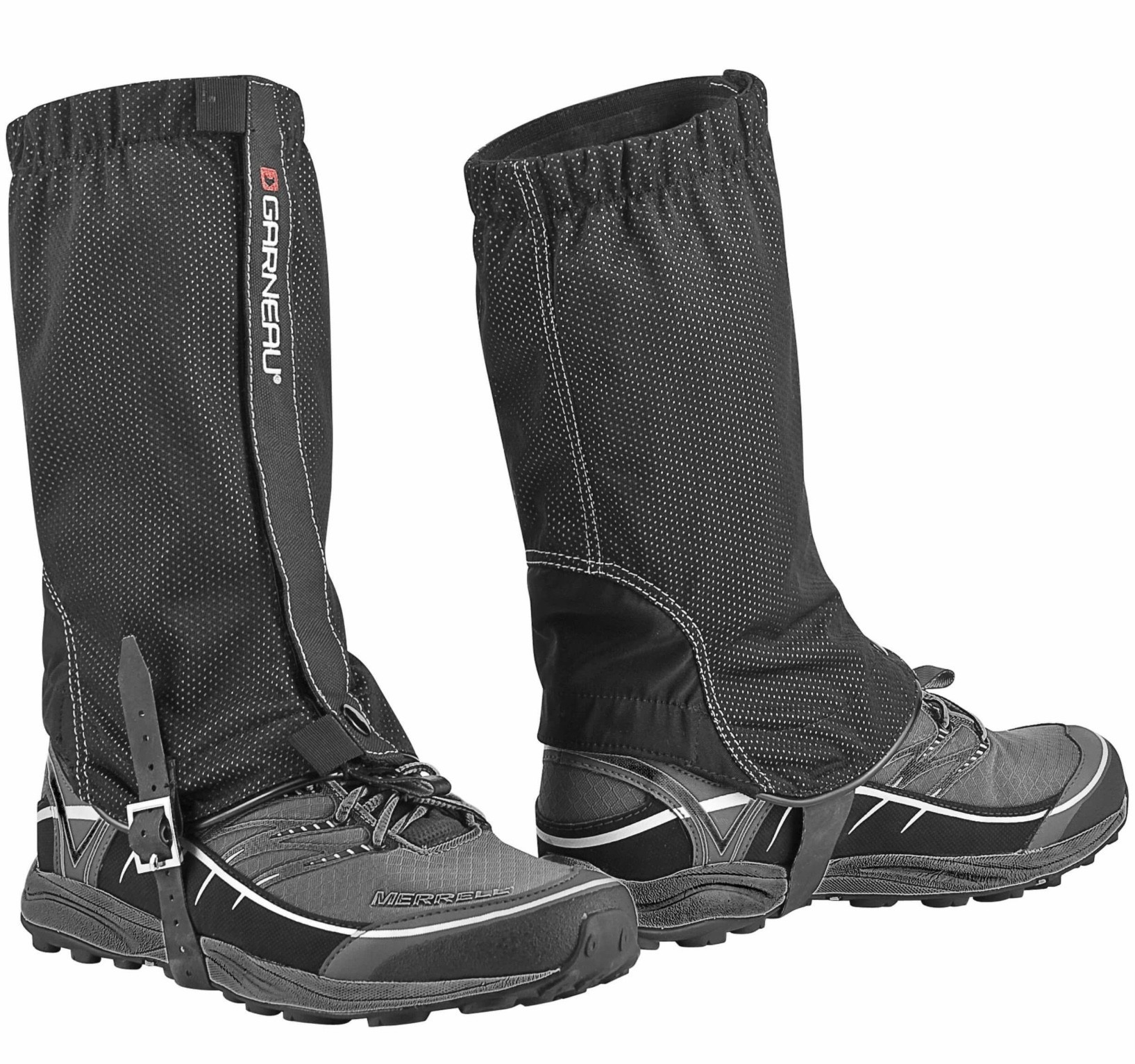 GARNEAU HK-2000 GAITERS BLACK