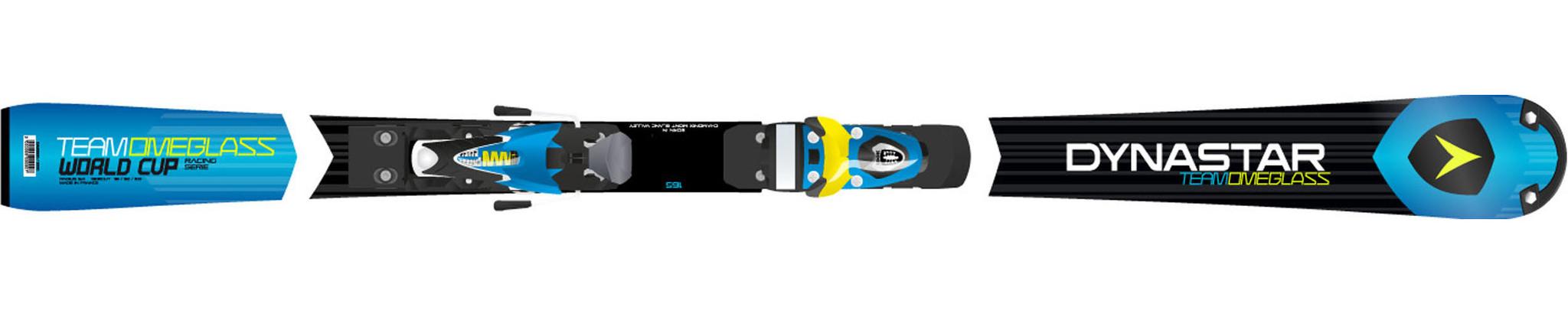 Dynastar TEAM OMEGLASS WC R20 PRO (146cm)