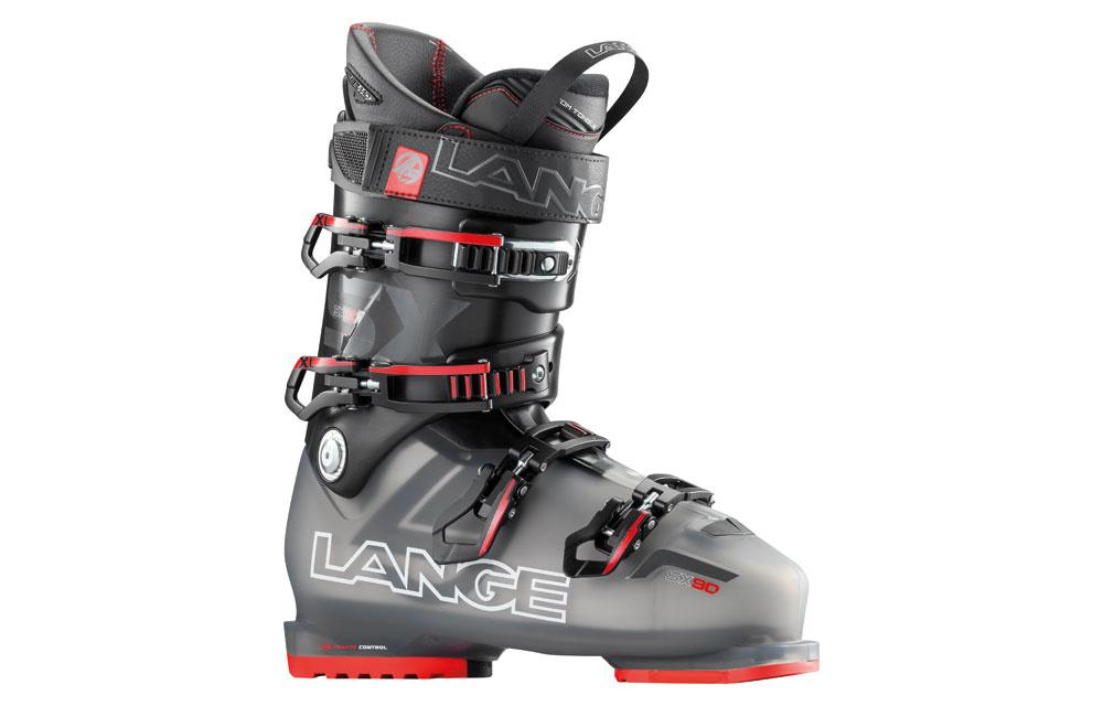 LANGE SX 90 TR.BLACK-RED - 000