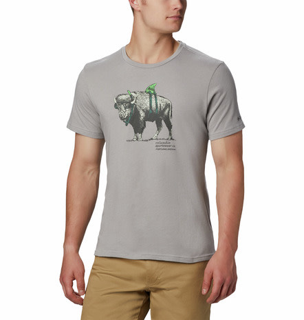 Columbia M PINEY FALLS TEE