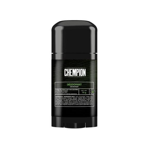 Déodorant sans aluminium Chempion