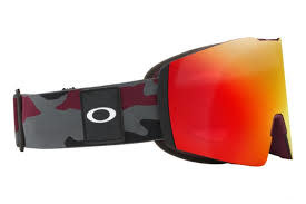 OAKLEY FALL LINE XL Dark Grey Grenache Camo w/Prizm Torch Iridium