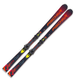FISCHER RC4 THE CURV DTX M-TRACK