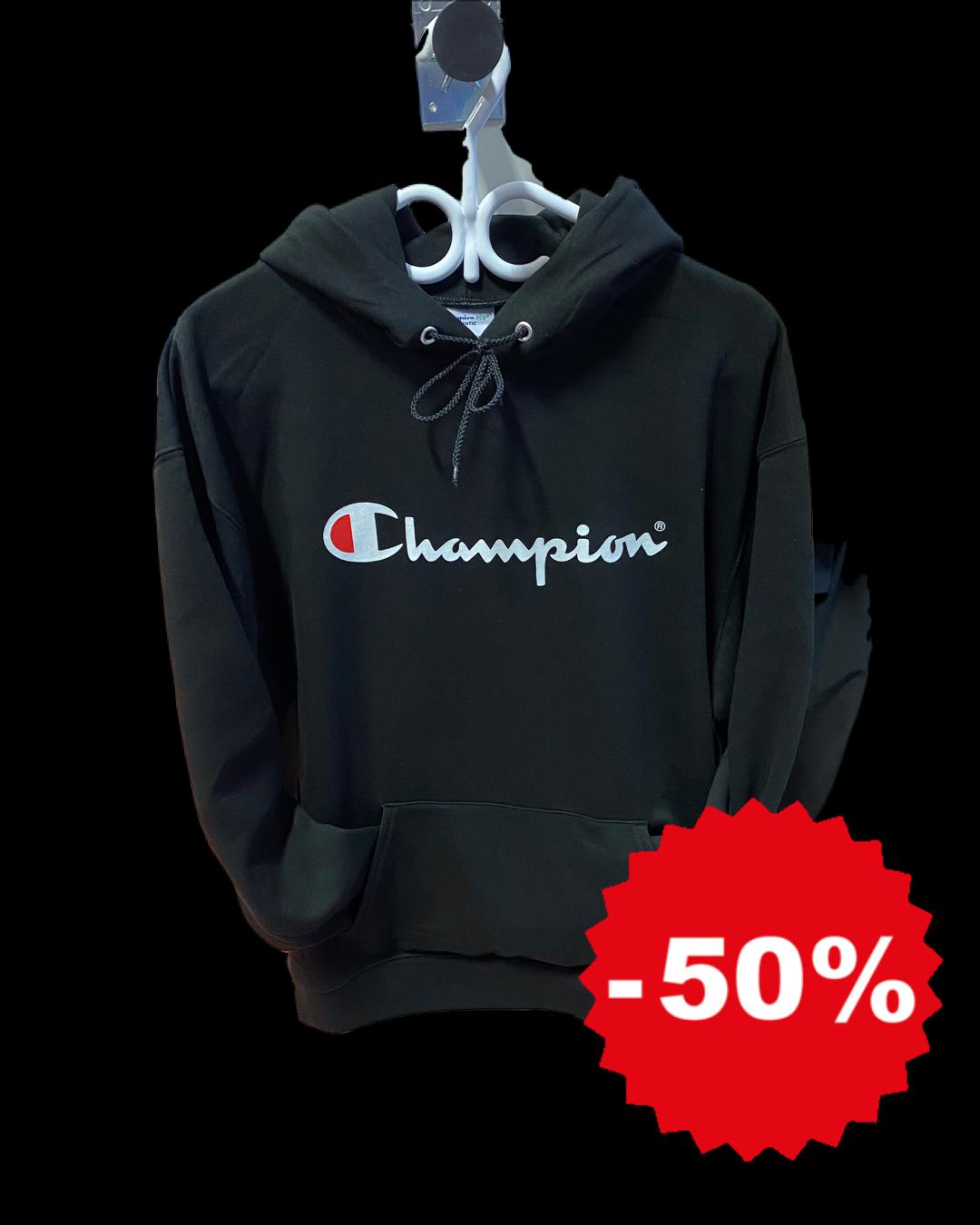 CHAMPION HOODY CHAMPION LARGE
