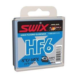 SWIX SWIX HF6X BLUE -5°C to -10°C 40g