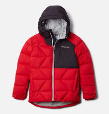 Columbia WINTER POWDER JKT KID