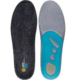 FISCHER 3FEET MERINO LOW INSOLES