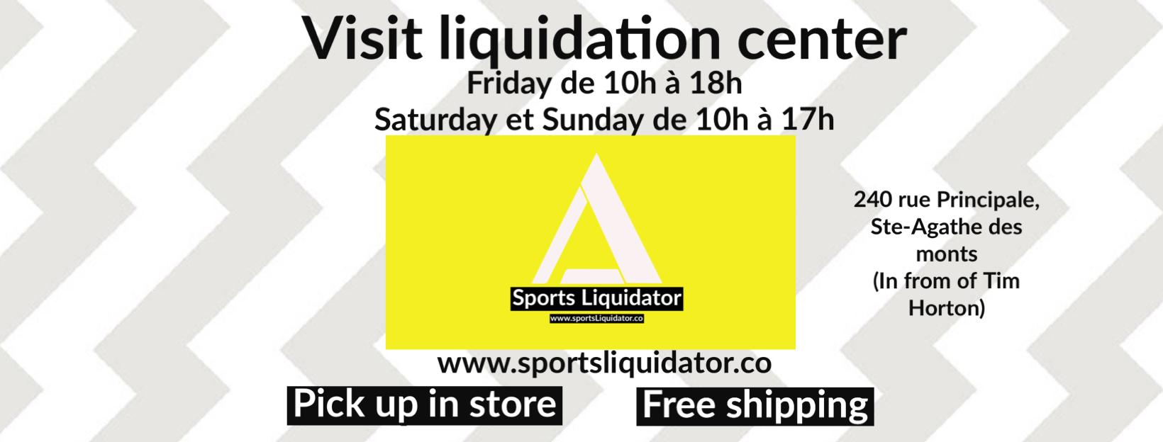Sport liquidator
