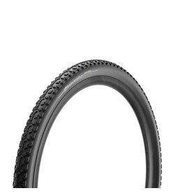 Pirelli Pirelli, Cinturato Gravel M, Pneu, 700x35C, Pliable, Tubeless Ready, SpeedGrip, 127TPI, Noir