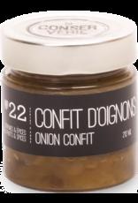 CONFIT D'OIGNONS