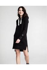AU COTON Robe hoodie extensible