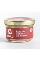 PÂTÉ DE CANARD AU PORTO