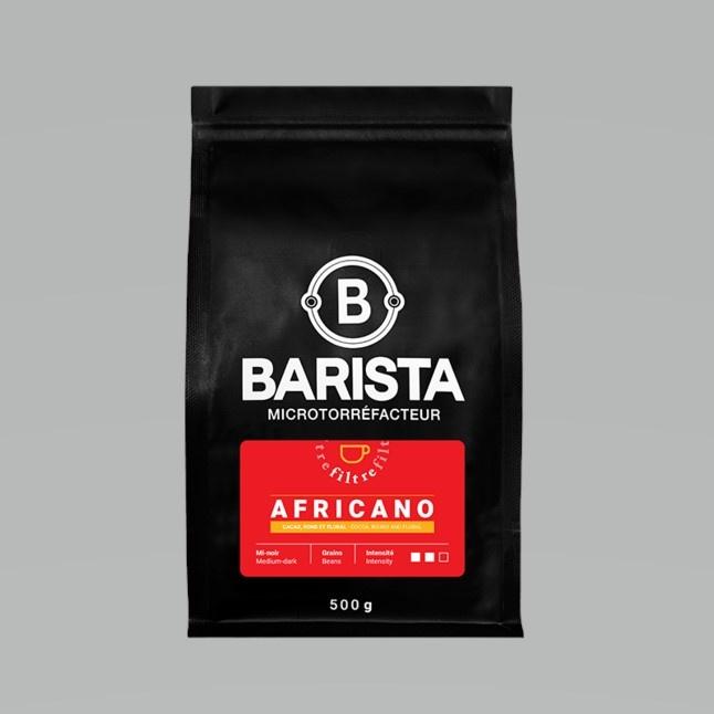 AFRICANO café filtre moulu 250G