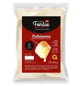 Fondue au fromage Valaisanne (300 g.)