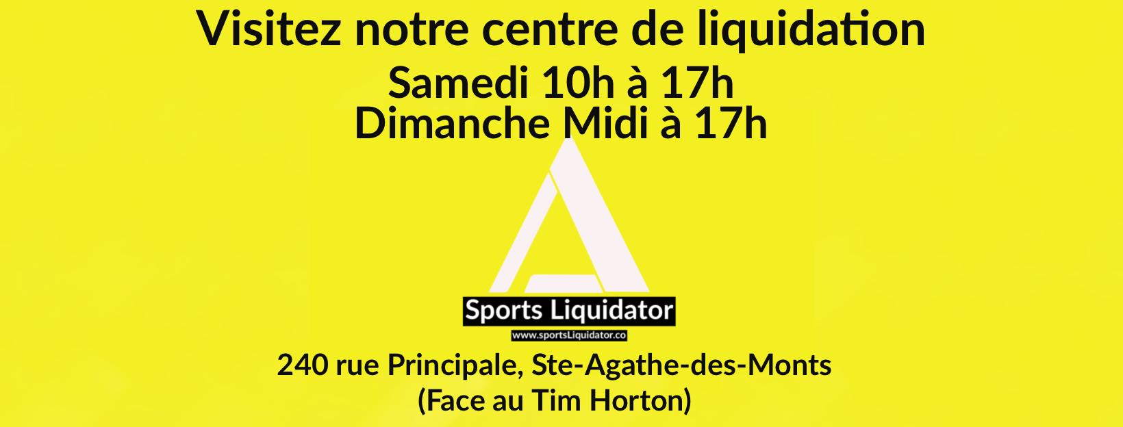 Sport liquidateur