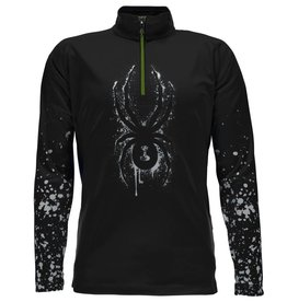 Spyder SPYDER BOY'S LIMITLESS 1/4 ZIP DRY WE
