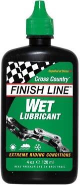 Finish Line Wet Lube Cross Country 120ml
