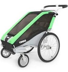 THULE Cheetah2 + Stroll Green