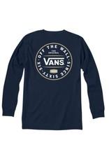 Vans B THE ORIGINAL 66 LS BOYS