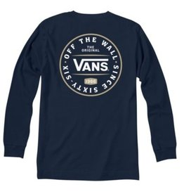 Vans B THE ORIGINAL 66 LS BOYS