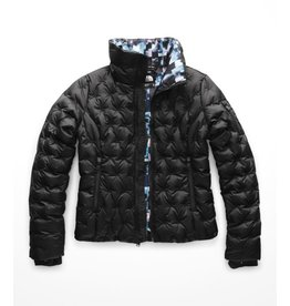 TNF W HOLLADOWN CROP JACKET