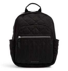 Vera Bradley Vera Bradley, Iconic Small Backpack, Classic Black