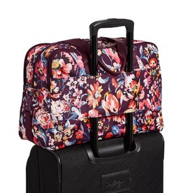 Vera Bradley Vera Bradley, Lighten Up Weekender Travel Bag, Indiana Blossoms