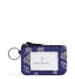 Vera Bradley Vera Bradley, Iconic Zip ID Case, Seahorse of Course
