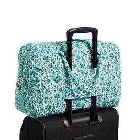 Vera Bradley Vera Bradley, Iconic Weekender Travel Bag, Cloud Vine