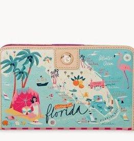 Spartina 449 Spartina 449, Florida Snap Wallet