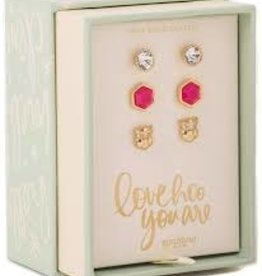 Spartina 449 40% OFF Spartina 449, Oh So Witty Earring Box Set, Love Hoo FINAL SALE