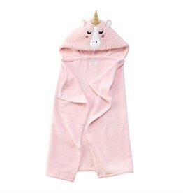 MudPie MudPie, Unicorn Baby Hooded Towel