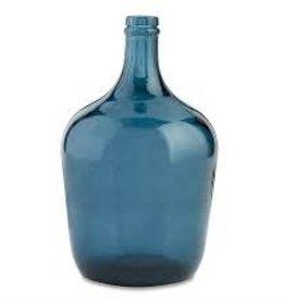 MudPie Mudpie, Dark Blue Carafe Bottle (In store/curbside pick up only)