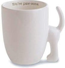 MudPie MudPie, You're Paw-some Mug (In store/curbside pick up only)