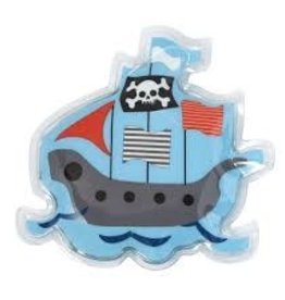 MudPie MudPie, Pirate Ship Ouch Pouch