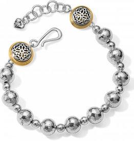 Brighton Brighton,Ferrara Hammered Bead Bracelet