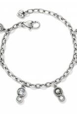 Brighton Brighton, Infinity Sparkle Charm Bracelet