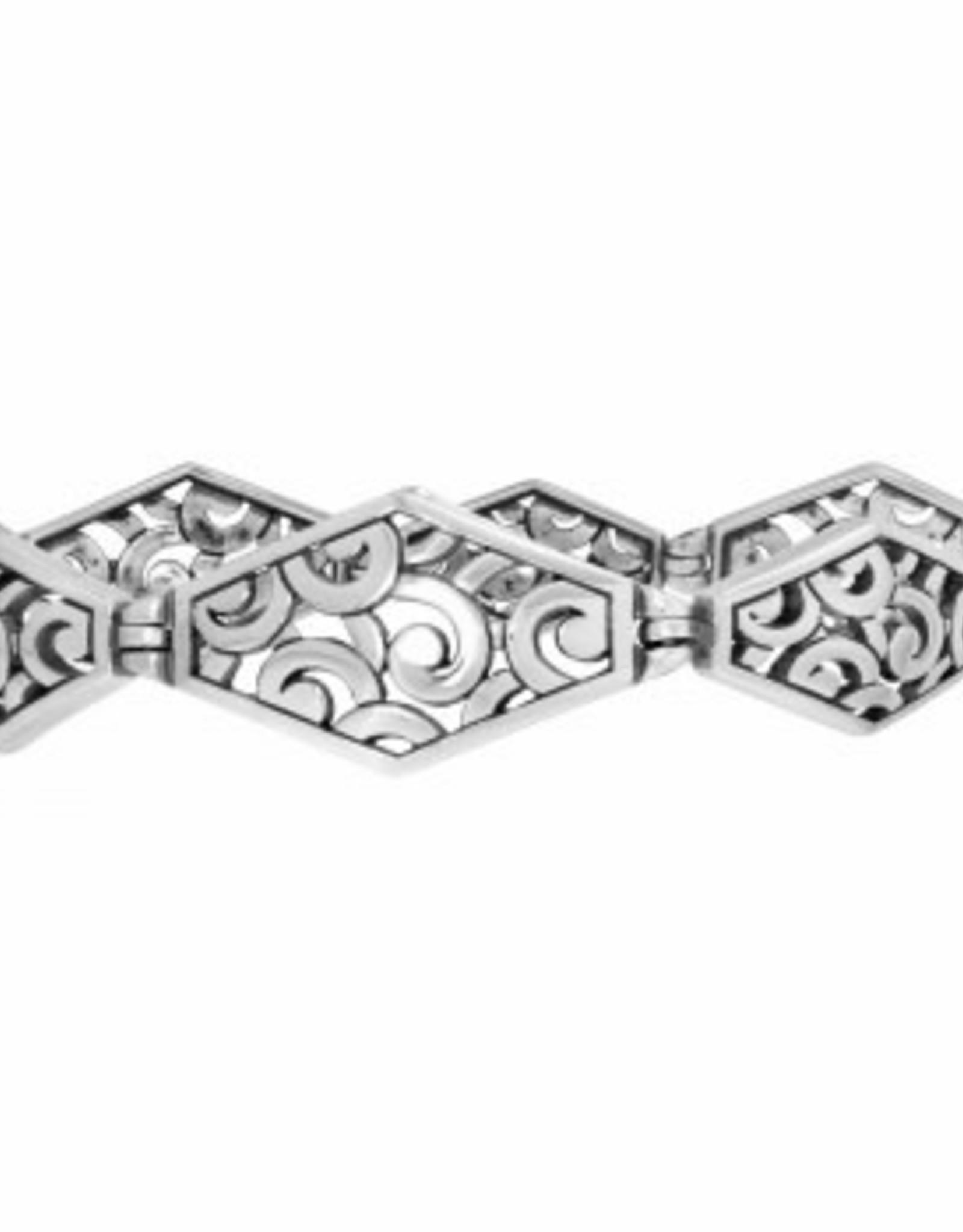 Brighton Brighton, Deco Diamond Link Bracelet