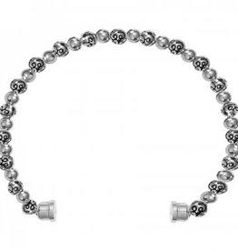 Brighton Brighton, Color Clique Silver Bead Cord, M/L