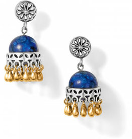 Brighton Brighton,Udaipur Palace Post Drop Earrings