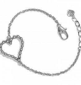 Brighton Brighton, Twinkle Splendor Heart Bracelet