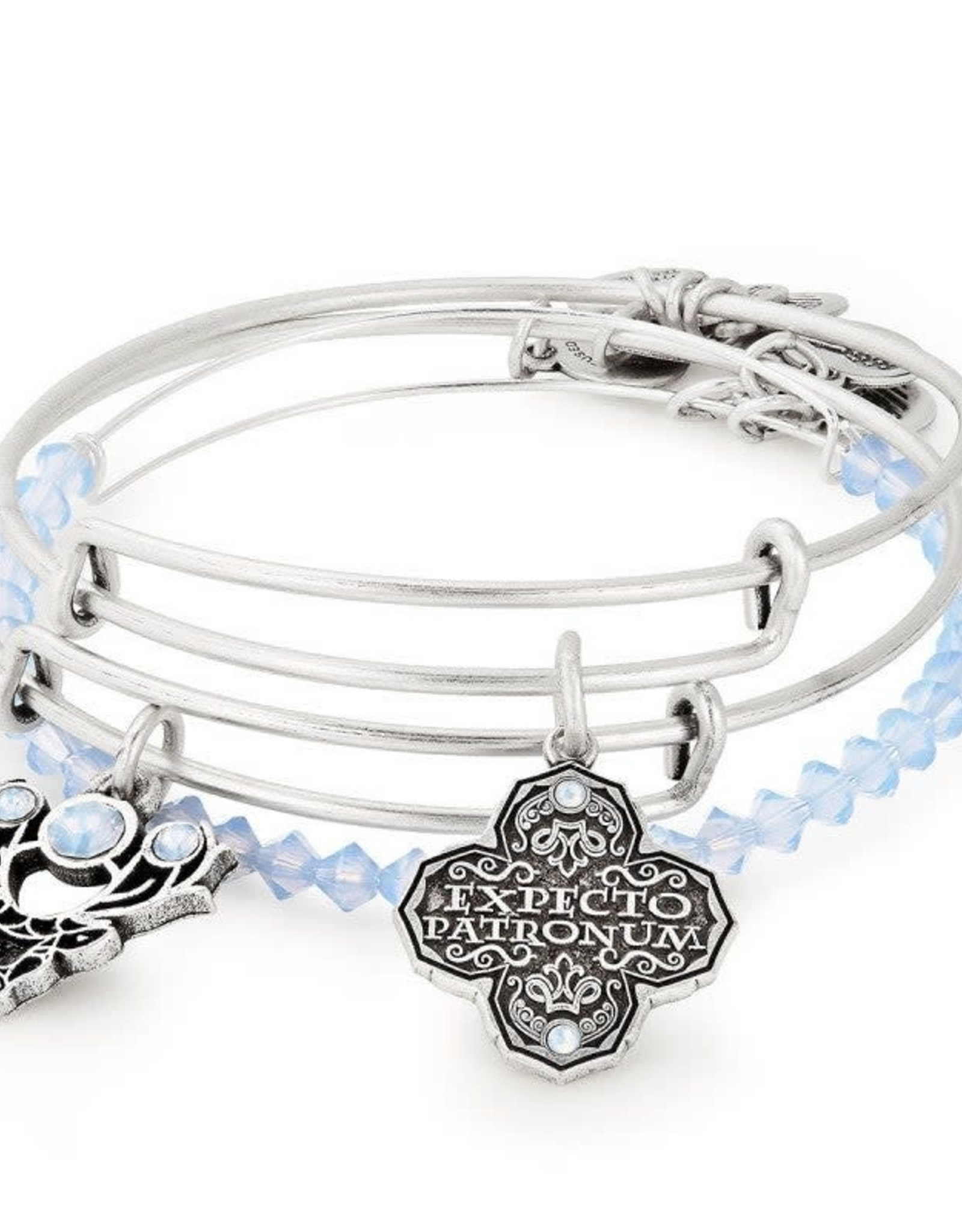 Alex and Ani Harry Potter, Expecto Patronum, Set of 3, RS