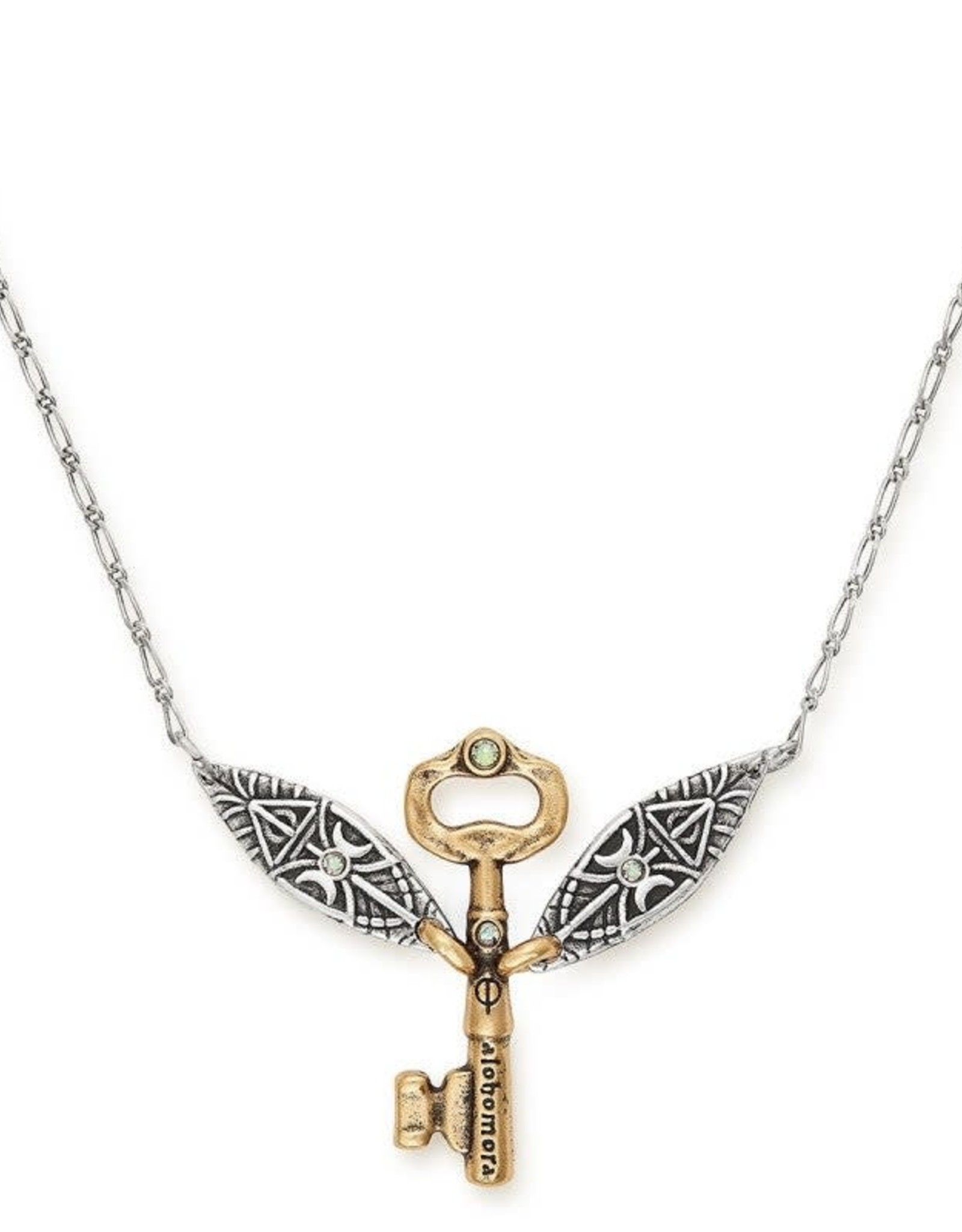 Alex and Ani Harry Potter, Alohomora 20in. Necklace, Two Tone