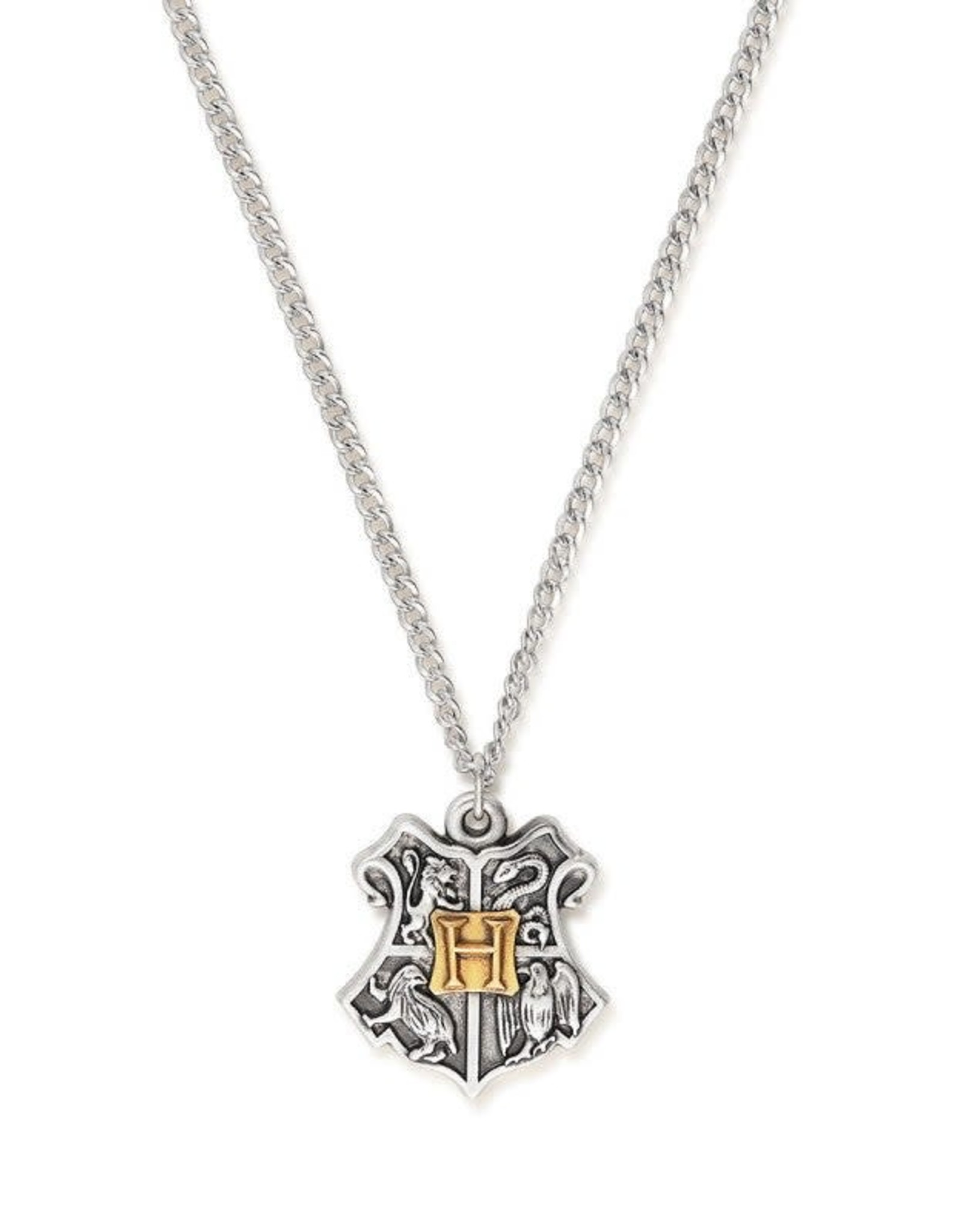 Alex and Ani Harry Potter, Hogwarts Two Tone 24in Necklace