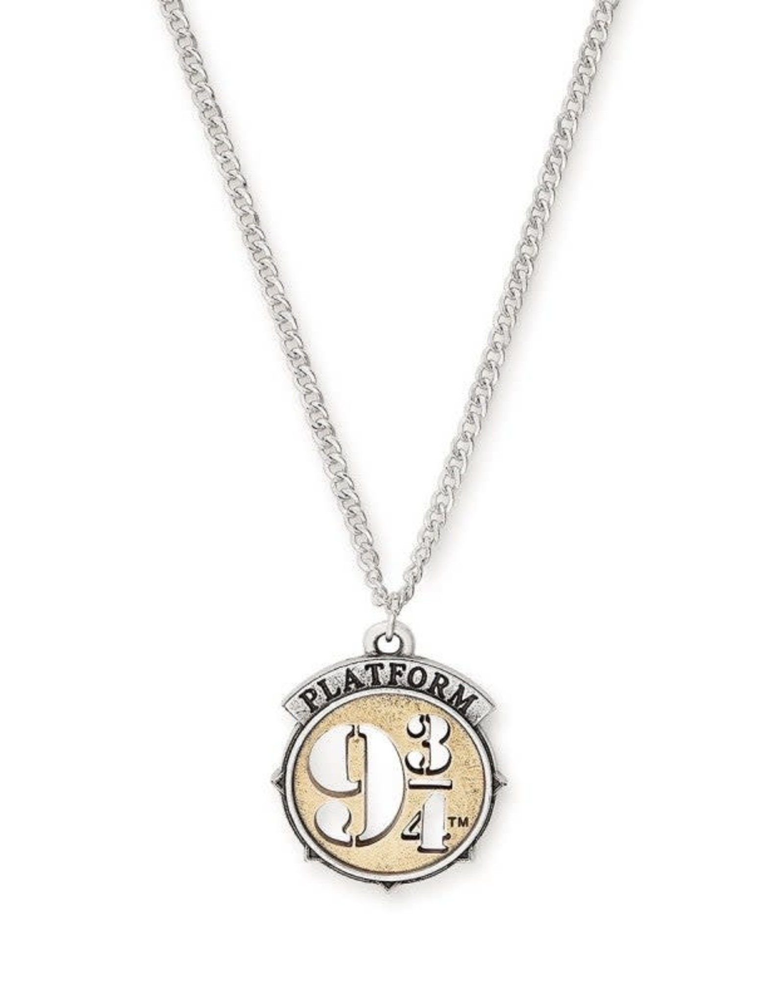 Alex and Ani Harry Potter, Platform Two Tone, 24in Necklace