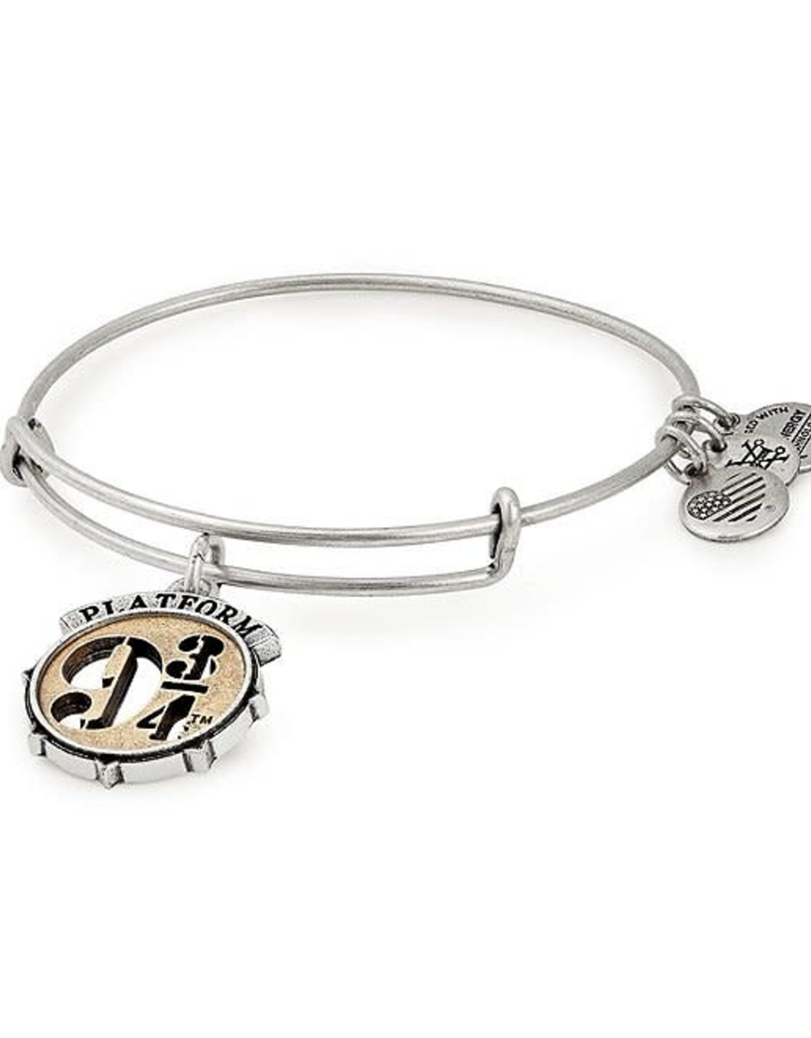 Alex and Ani Harry Potter, Platform, Two Tone, RS