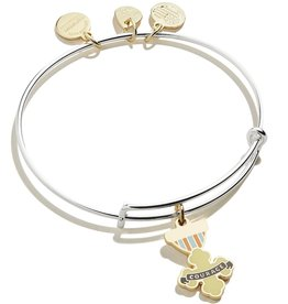 Alex and Ani Wizard of Oz, Courage, Two Tone FINAL SALE