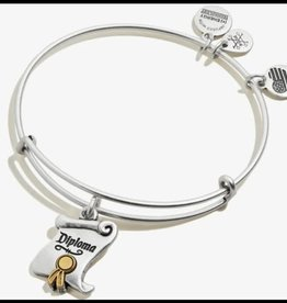 Alex and Ani Wizard of Oz, Diploma, Two Tone FINAL SALE