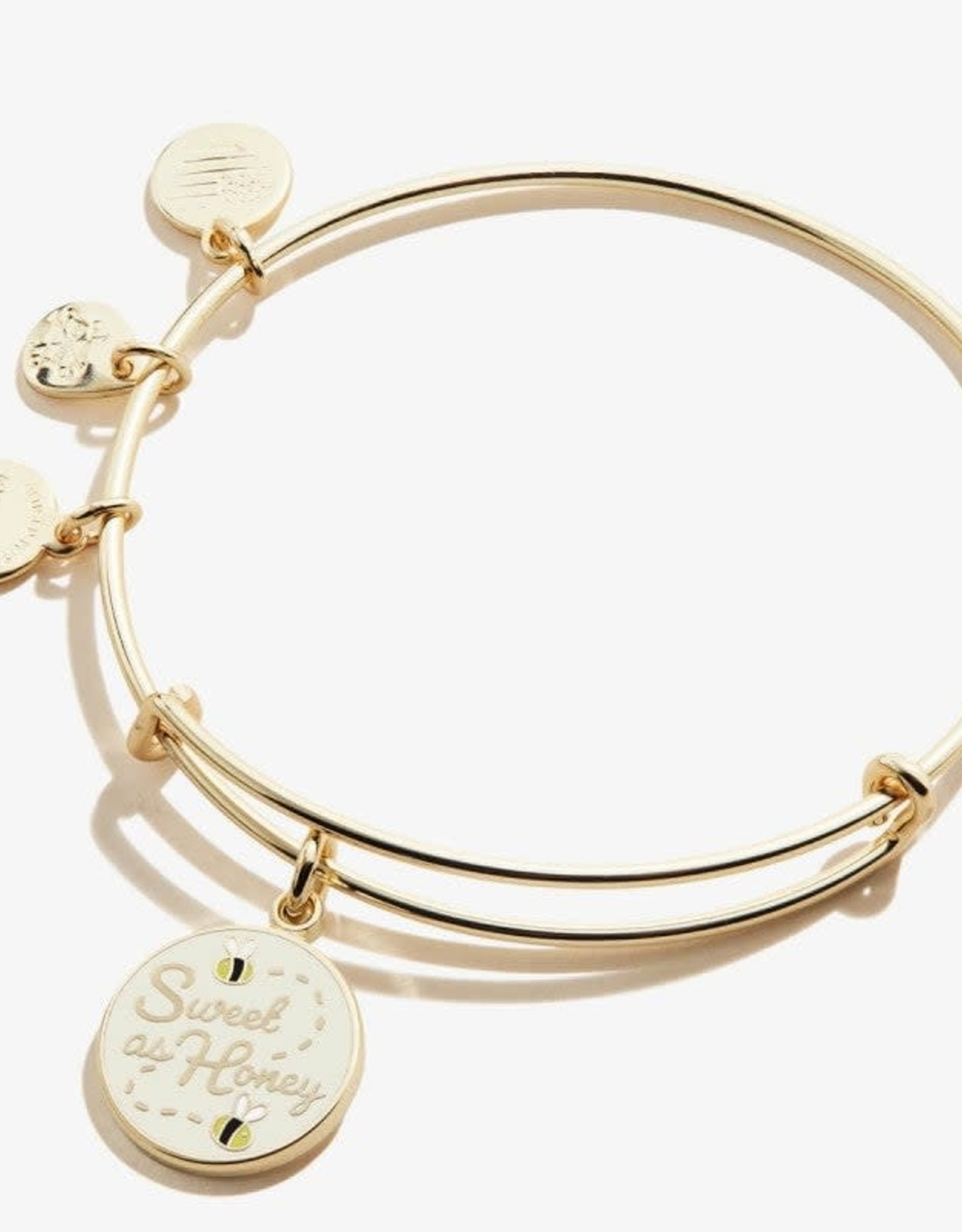 Alex and Ani Color Infusion Sweet as Honey, SG